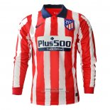 Camiseta Atletico Madrid 1ª Manga Larga 2020-2021