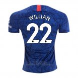 Camiseta Chelsea Jugador Willian 1ª 2019-2020