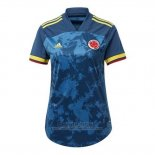 Camiseta Colombia 2ª Mujer 2020