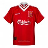 Camiseta Liverpool 1ª Retro 1995-1996