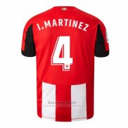 Camiseta Athletic Bilbao Jugador I.Martinez 1ª 2019-2020