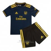 Camiseta Arsenal 3ª Nino 2019-2020