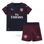 Camiseta Arsenal 2ª Nino 2018-2019