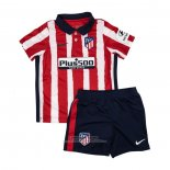 Camiseta Atletico Madrid 1ª Nino 2020-2021
