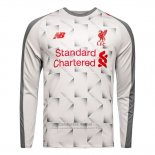 Camiseta Liverpool 3ª Manga Larga 2018-2019