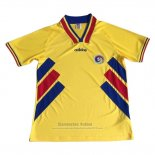 Camiseta Rumania 1ª Retro 1994