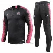 Chandal del Paris Saint-Germain 2018-2019 Negro