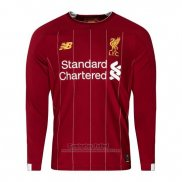 Camiseta Liverpool 1ª Manga Larga 2019-2020