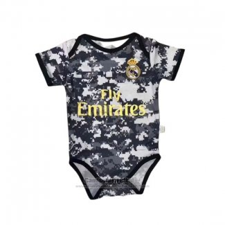 Camiseta Real Madrid Bebe 2019-2020