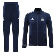 Chandal de Chaqueta del Real Madrid 2020-2021 Azul