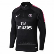 Sudadera del Paris Saint-Germain 2018-2019 Negro