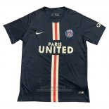 Camiseta de Entrenamiento Paris Saint-Germain 2018-2019 Gris