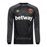 Camiseta West Ham Portero 1ª Manga Larga 2018-2019
