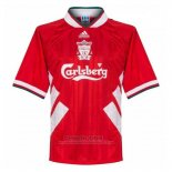 Camiseta Liverpool 1ª Retro 1993-1995