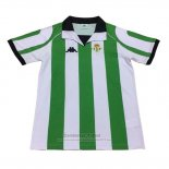 Camiseta Real Betis 1ª Retro 1998