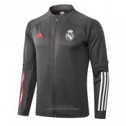 Chaqueta del Real Madrid 2020-2021 Gris