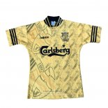 Camiseta Liverpool 3ª Retro 1994-1996