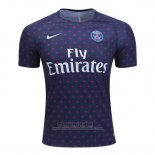 Camiseta de Entrenamiento Paris Saint-Germain 2018-2019 Azul