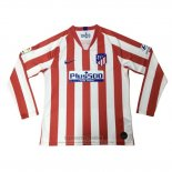 Camiseta Atletico Madrid 1ª Manga Larga 2019-2020