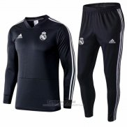 Chandal del Real Madrid 2018-2019 Gris
