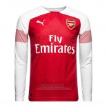 Camiseta Arsenal 1ª Manga Larga 2018-2019