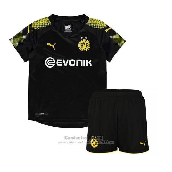 Comprar Camiseta Borussia Dortmund 2ª Nino 2017-2018 6b0026944c18d