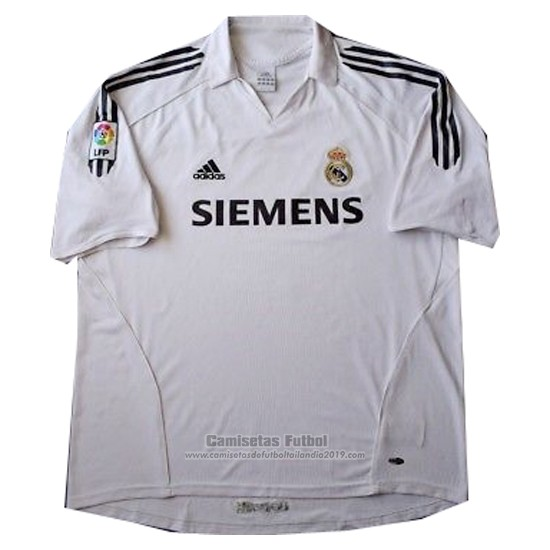 d413e61a Comprar Camiseta Real Madrid 1ª Retro 2006