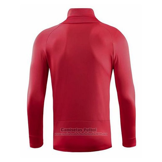 Chandal del Real Madrid UCL 2018-2019 Rojo