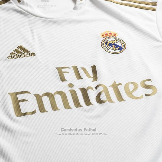 Camiseta Real Madrid 1ª 2019-2020