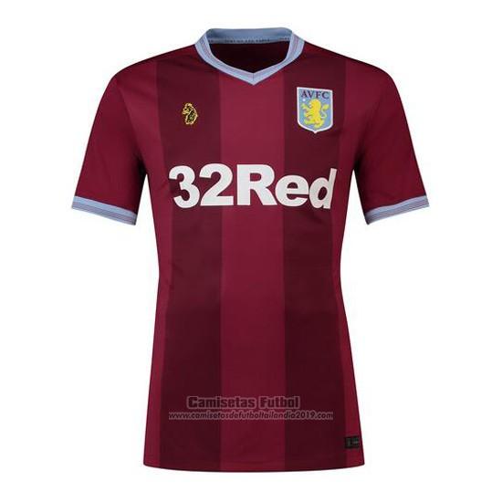 4e2bce3c Comprar Tailandia Camiseta Aston Villa 1ª 2018-2019