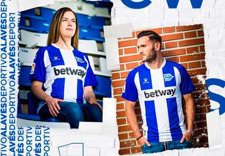 camiseta Alaves barata 2019 2020