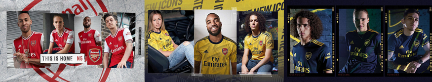 camiseta Arsenal barata 2019 2020