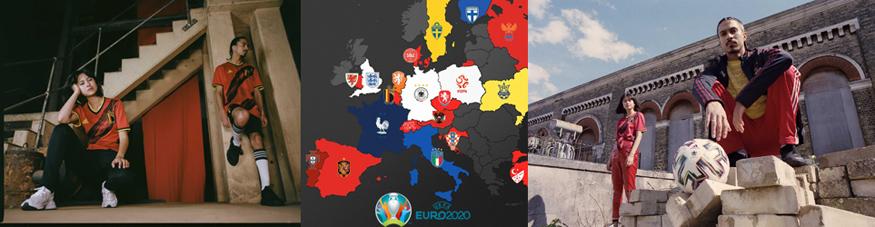 camiseta Belgica 2020