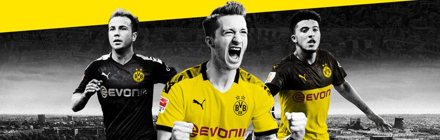 camiseta Borussia Dortmund 2020