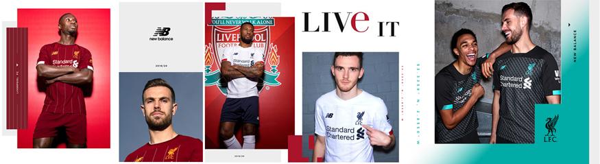 camiseta Liverpool barata 2019 2020