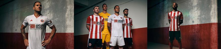 camiseta Sheffield United barata 2019 2020