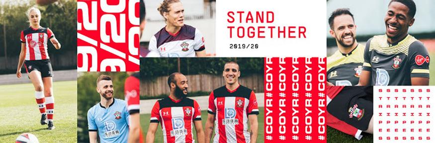 camiseta Southampton barata 2019 2020
