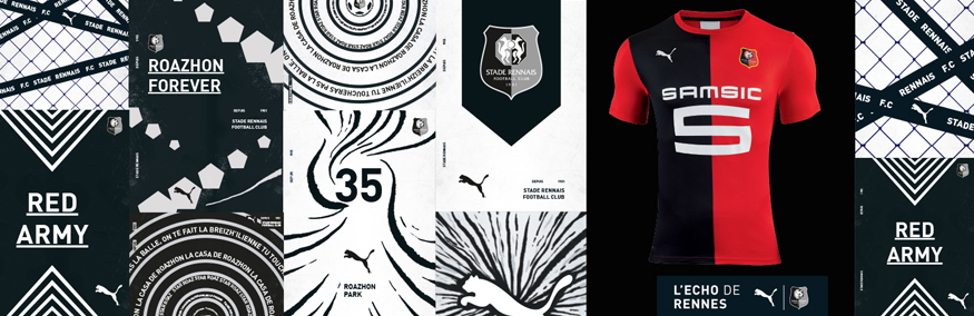 camiseta Stade Rennais 2020