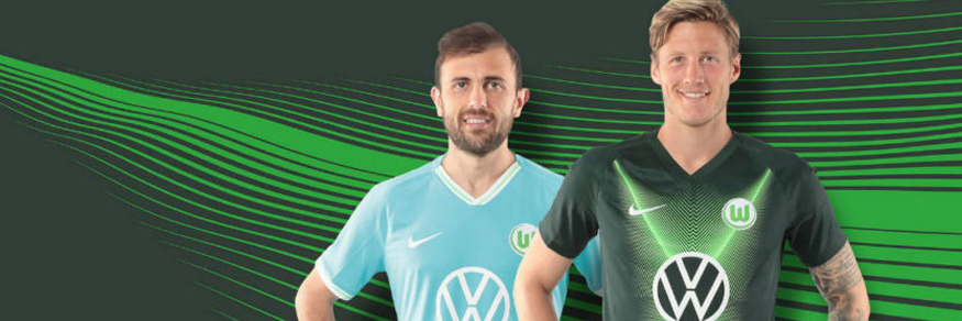 camiseta Wolfsburg 2020