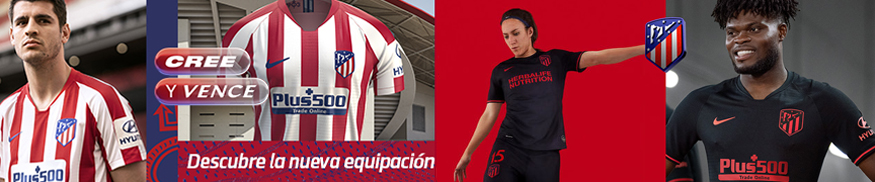 camisetas Atletico Madrid baratas 2019-2020