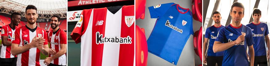 camisetas Athletic Bilbao baratas tailandia 2018-2019