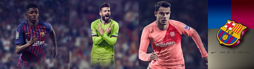 camisetas Barcelona baratas tailandia 2018-2019