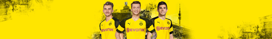 camisetas Borussia Dortmund baratas tailandia 2018-2019