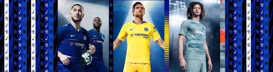 camisetas Chelsea baratas tailandia 2018-2019