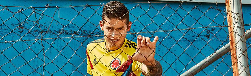 camisetas Colombia baratas tailandia 2018