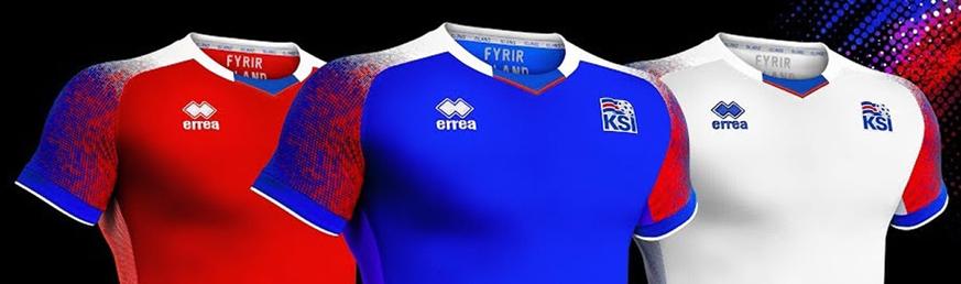 camisetas Islandia baratas tailandia 2018