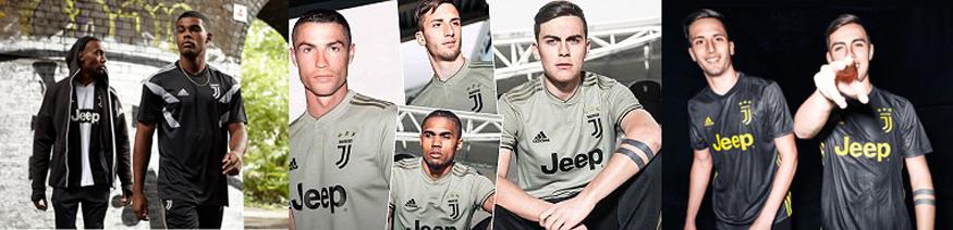 camisetas Juventus baratas tailandia 2018-2019