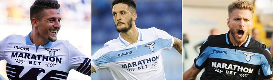 camisetas Lazio baratas tailandia 2018-2019