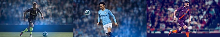 camisetas Manchester City baratas tailandia 2018-2019