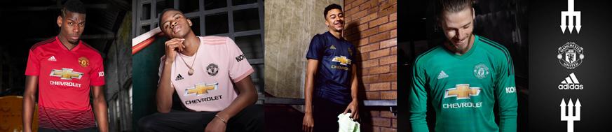 camisetas Manchester United baratas tailandia 2018-2019